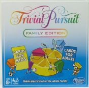 Hasbro E1921 Trivial Pursuit: Family Edition
